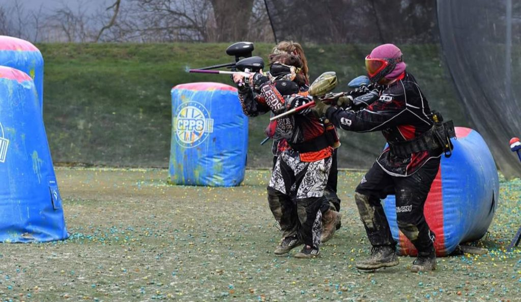 Best Paintball Places in Houston