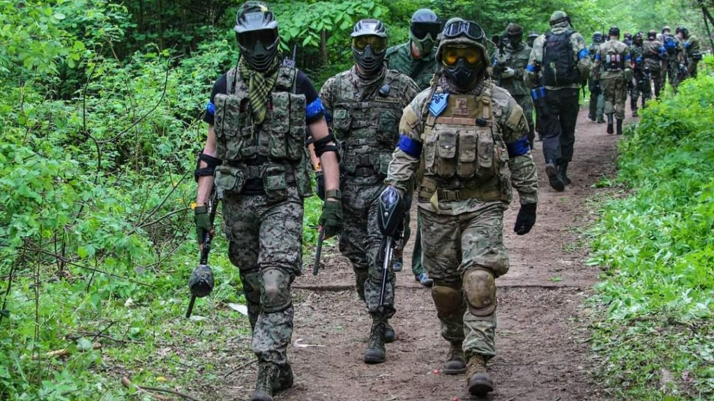 Best paintball places in Connecticut